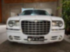 carro para casamento Chrysler 300C cwcla