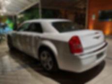 Aluguel carro casamento 300C CWCLASS (5)