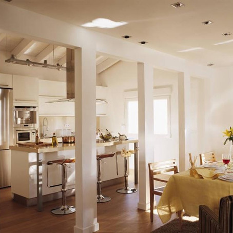 3 Types of Lighting You Need for Your Kitchen