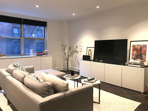 New York City Apartment Mid-Century Mode