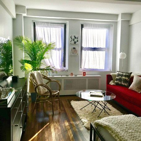 NEW YORK CITY STUDIO APARTMENT