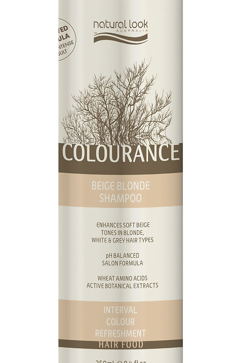 Colourance Beige Blonde Shampoo 250ml