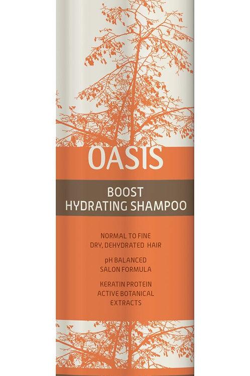 Oasis Boost Hydrating Shampoo 375ml