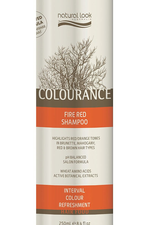 Colourance Fire Red Shampoo 250ml