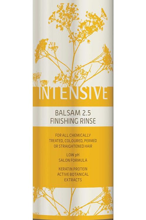 Intensive Balsam 2.5 Finishing Rinse 375ml