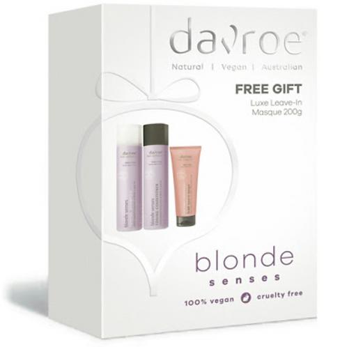Davroe Blonde Senses Trio Pack