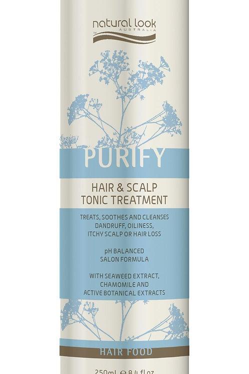 Purify Hair & Scalp Tonic Treatment 250ml