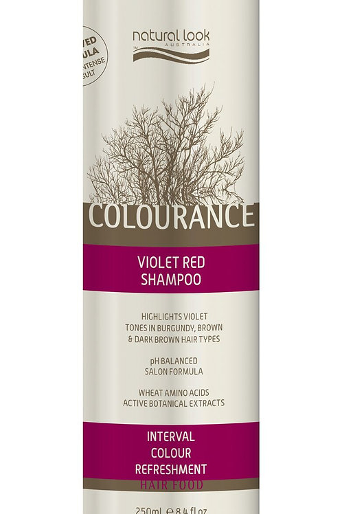Coourance Violet Red Shampoo 250ml