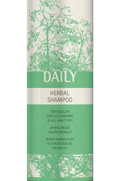 Daily Herbal Shampoo 375ml