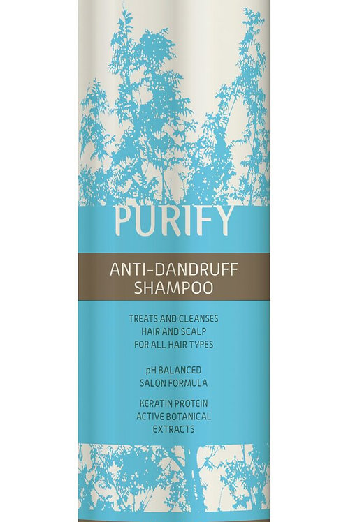 Purify Anti-Dandruff Shampoo 375ml