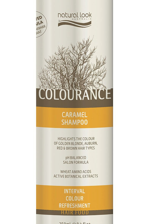 Colourance Caramel Shampoo 250ml