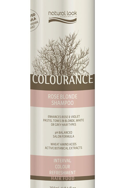 Colourance Rose Blonde Shampoo 250ml