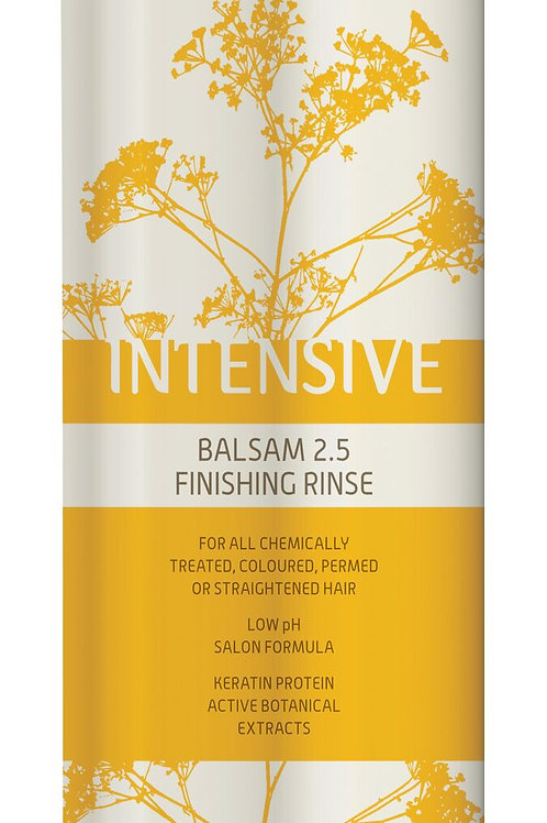 Intensive Balsam 2.5 Finishing Rinse 1Lt