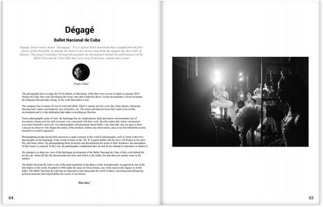 Dégagé for Docu Magazine
