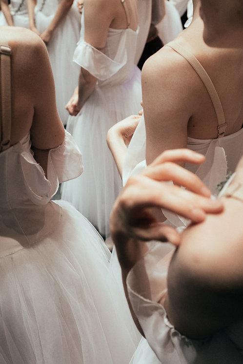 Ballerinas After Show
