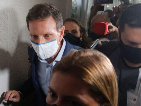 No Rio, ex-prefeito Marcelo Crivella, vira réu acusado de corrupção