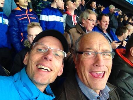 Aan mijn overleden vriend Geert