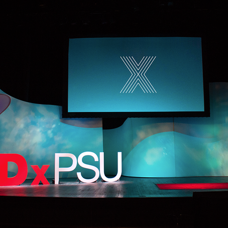 TEDx: Virtual Reality, Cybersecurity, and Becoming Inspired