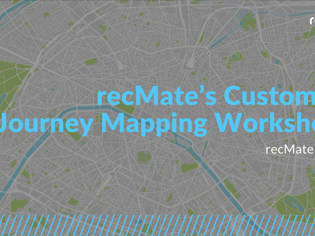 recMate's Customer Journey Mapping Workshop