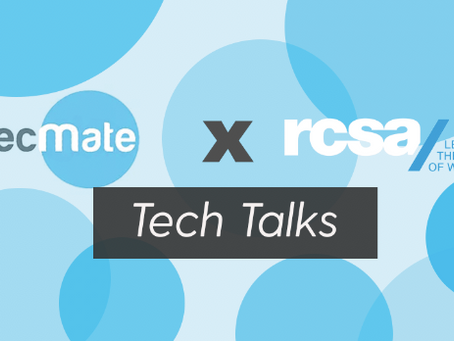 Key takeaways from the RCSA & recMate 'TechTalks' series