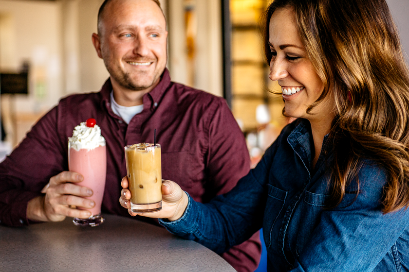 Coffee and Smoothies