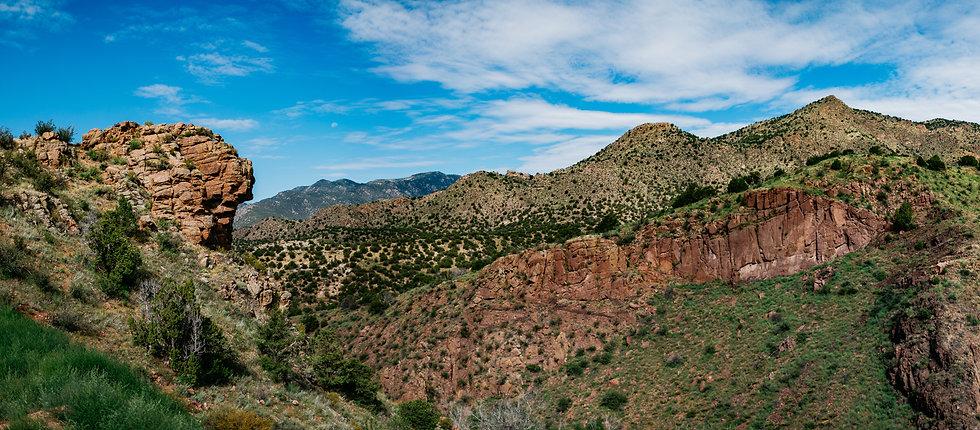 Photo of random colorado mountains