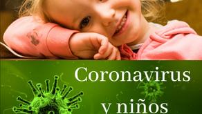 ¿Cómo explicarle a los niños/as el brote del Coronavirus?