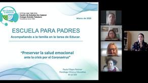 Escuela para Padres en Cuarentena