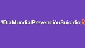 DIa Mundial de la Prevención del Suicidio.
