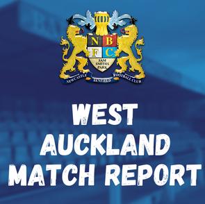 West Auckland vs Benfield : Match Report