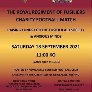 Benfield Charity Match
