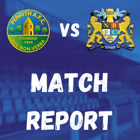 Penrith v Lions: Match Report