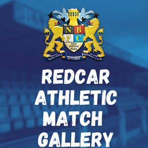 Benfield vs Redcar Athletic: Match Gallery