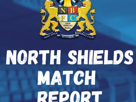Benfield vs North Shields: Match Report