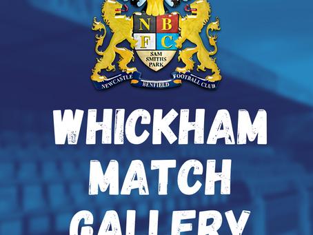 Benfield vs Whickham: Match Gallery