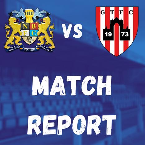Lions v Guisborough Town: Match Report