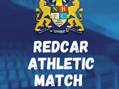 Benfield vs Redcar Athletic: Match Report