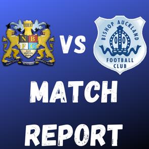 Lions 1-0 Bishop Auckland: Match Report