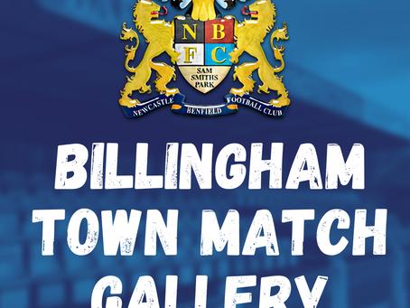 Billingham Town Match Gallery
