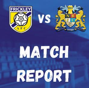 Frickley 3-1 Benfield: Match Report