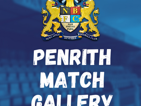 Benfield vs Penrith: Match Gallery