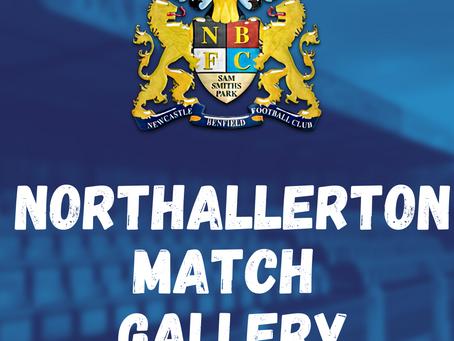 Benfield vs Northallerton: Match Gallery