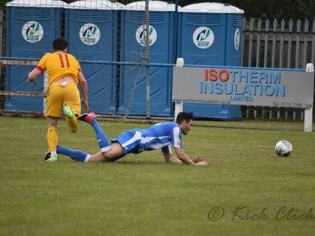Benfield vs Whitley Bay Match Gallery