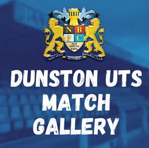 Benfield vs Dunston UTS: Match Gallery