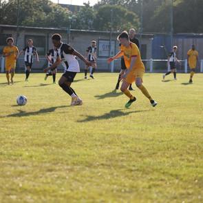 Benfield vs Alnwick Town Match Gallery