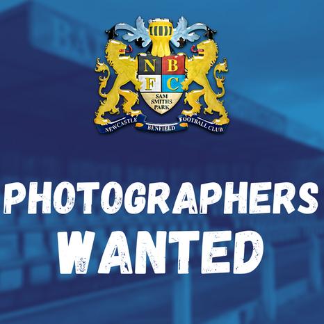 Aspiring Photographers Wanted!