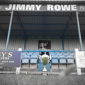 The Jimmy Rowe Cup Final