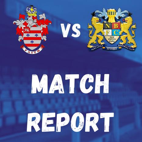 Billingham v Lions: Match Report