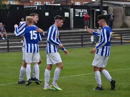 Benfield vs Albion Sports: Match Report