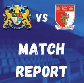 Lions v Sunderland RCA: Match Report